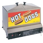 hot dog warmers