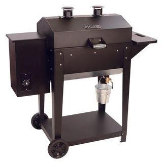 Holland Bh421pf1 The Kc Pellet Grill 20 Lb Hopper