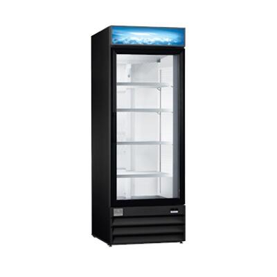 Kelvinator Kcgm24rb Hc One Section Glass Door Refrigerator Merchandiser