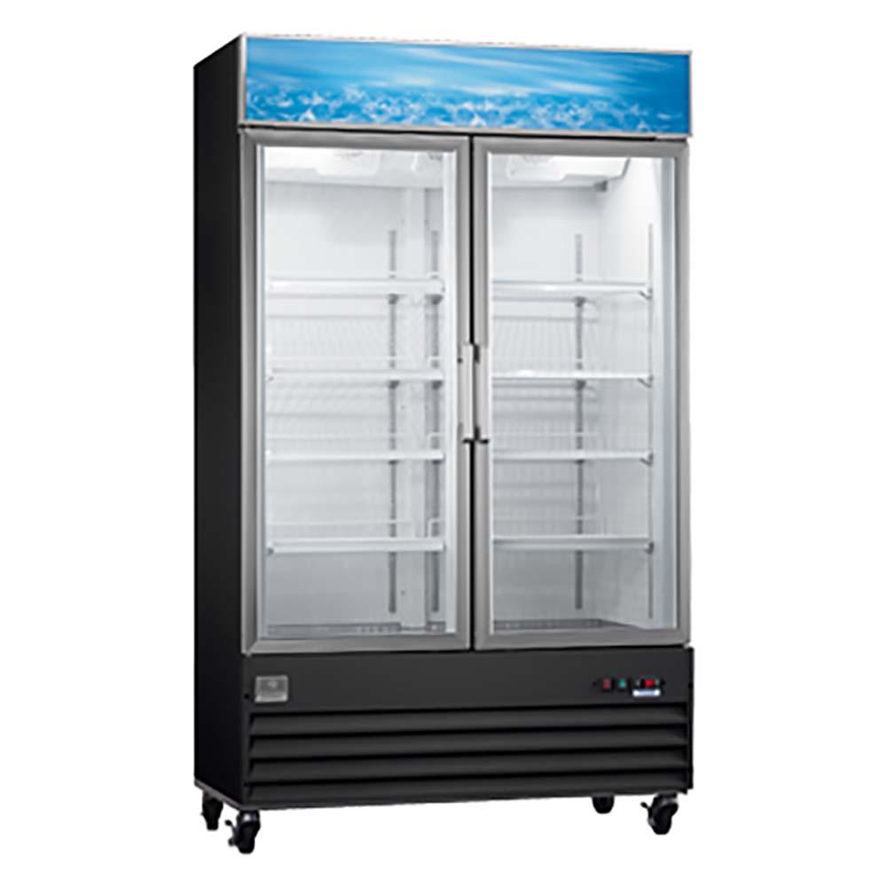 Kelvinator Electrolux Kcgm27fb Freezer Merchandiser 27 Cubic Feet
