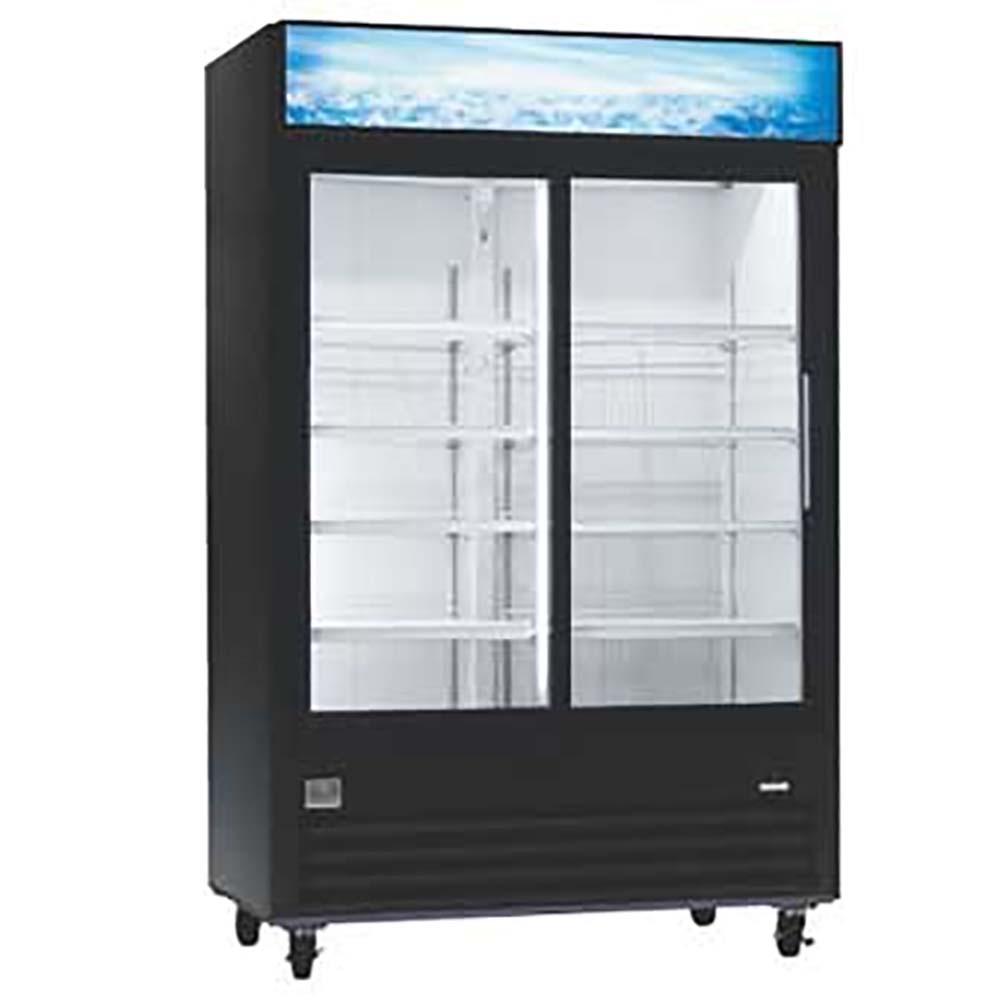 Kelvinator Electrolux Kcgm47rb Refrigerator Merchandiser 47 Cubic Feet