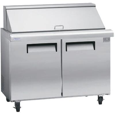Kelvinator Electrolux Kcmt48 18 Sandwich Prep Table 12 Cubic Feet