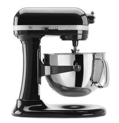 KitchenAid KP26M1XOB - 6 Qt. Professional 600 Series w/ Pouring ...