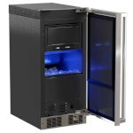 Marvel MP15CPG3LS - 15 Clear Ice Machine