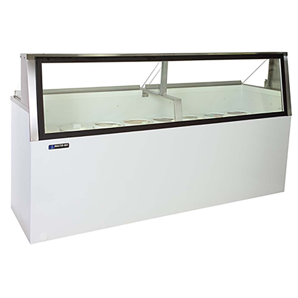 Master Bilt Products DD 88L   Ice Cream Dipping/Display Cabinet, Low
