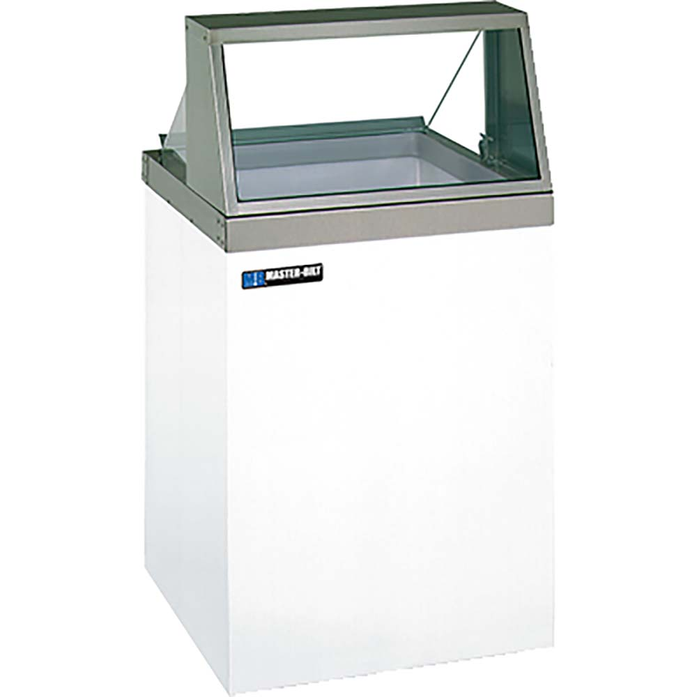 Master Bilt Products DD 26L   Ice Cream Dipping/Display Cabinet, Low