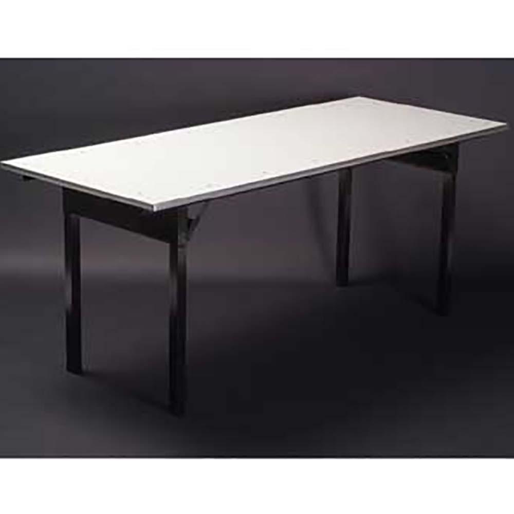 Maywood Furniture Dforig3672 Original Rectangular Folding Table