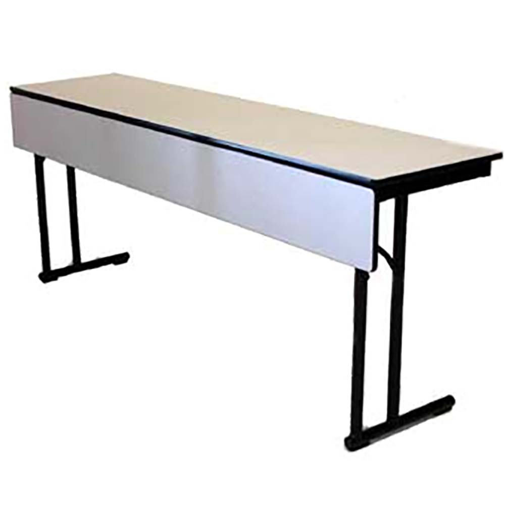 Maywood Furniture DLCLEGMP Rectangle CLeg Conference Table - 72 conference table
