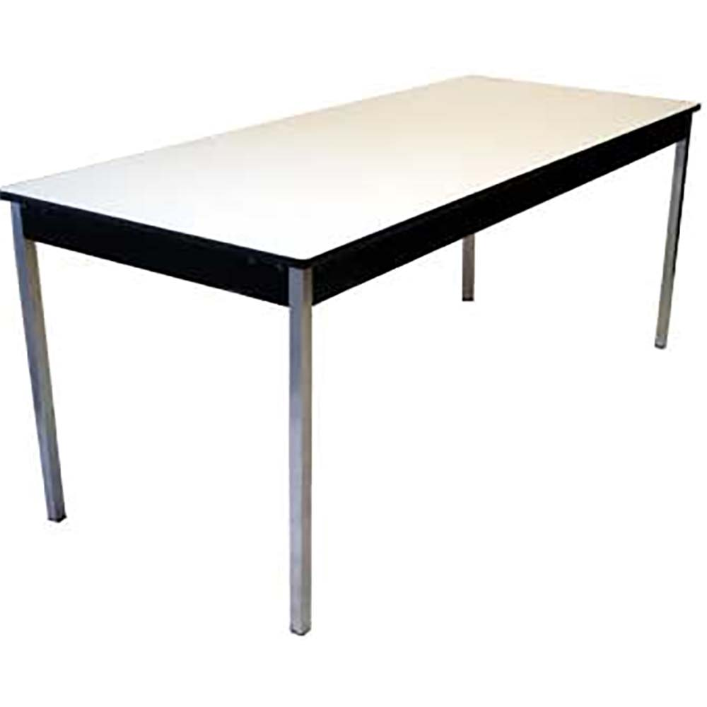 Charmant Maywood DLSTAT2460   Stationary Rectangular Office Table, 60 X 24 X 29 In.