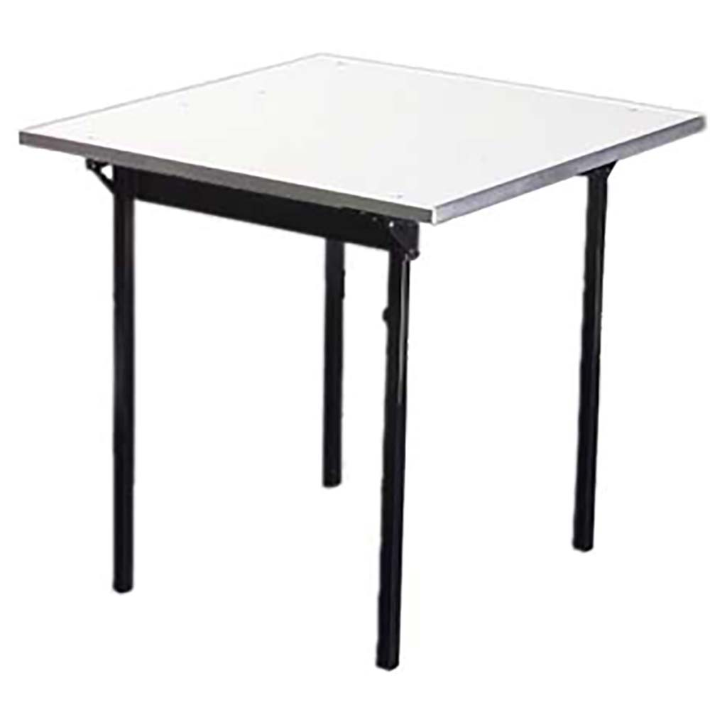 Maywood Mf30cd Square Folding Card Table 30 X 29 In