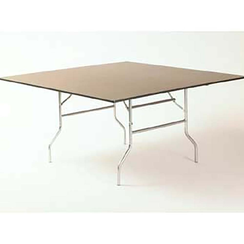 Maywood furniture ml48sqfld square folding table 48 x 48 x 30 in maywood ml48sqfld square folding table 48 x 48 x 30 in watchthetrailerfo