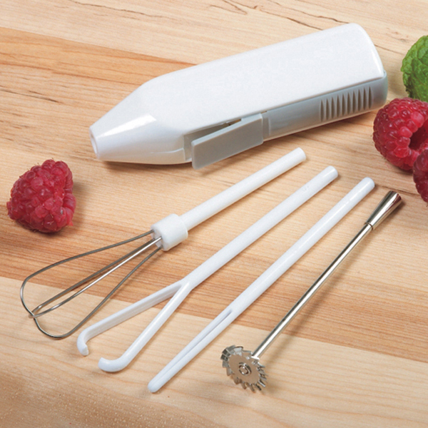 Battery Operated Mini Hand Mixer