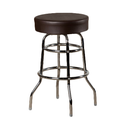Sl3139 Esp Oak Street Swivel Bar Stool Backless 17