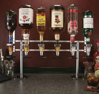 Precision Pourers Ctmo Counter Top Non Metered Liquor