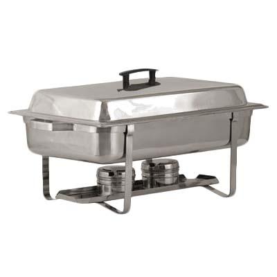 Royal Roy Coh 2 Twin Chafing Dish Jes