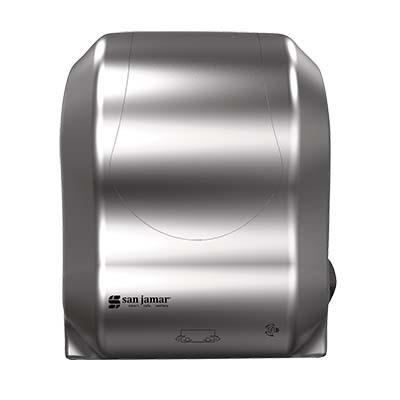 san jamar t7470ss paper towel dispenser 125w x 165h stainless steel - Paper Towel Dispenser