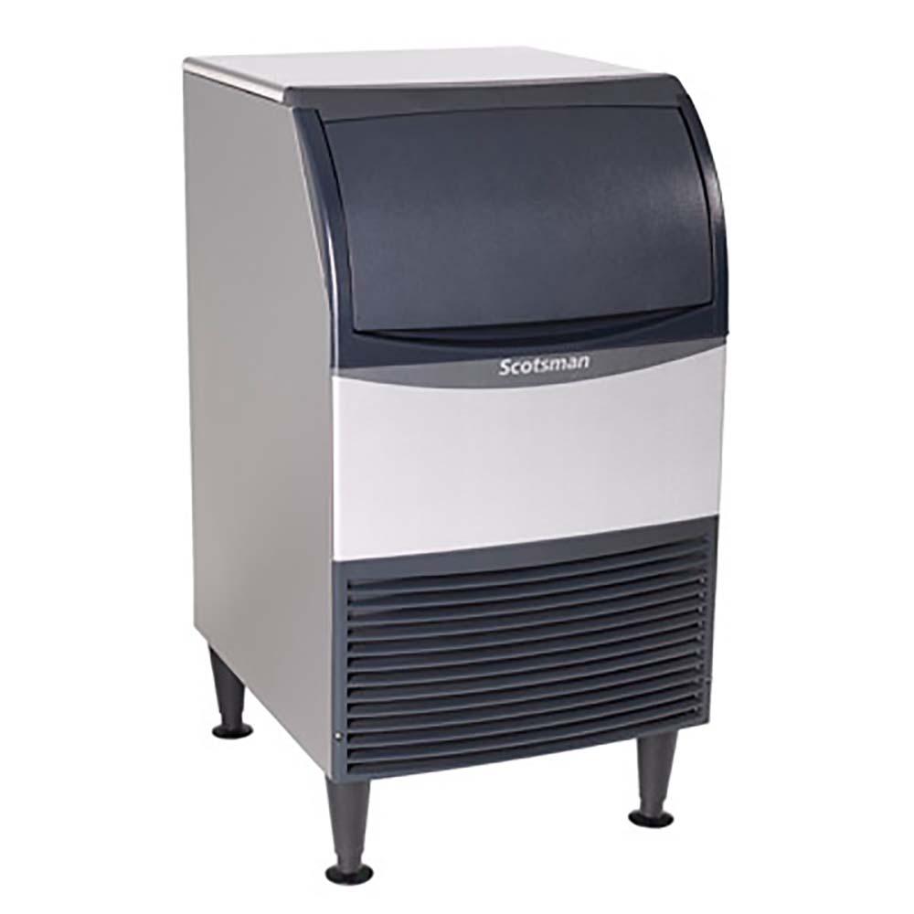 Scotsman Cu0920ma 1 Undercounter Cube Ice Machine With Bin Air Cooled