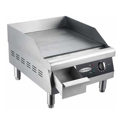 flat tt countertop griddle electric commercial full countertops