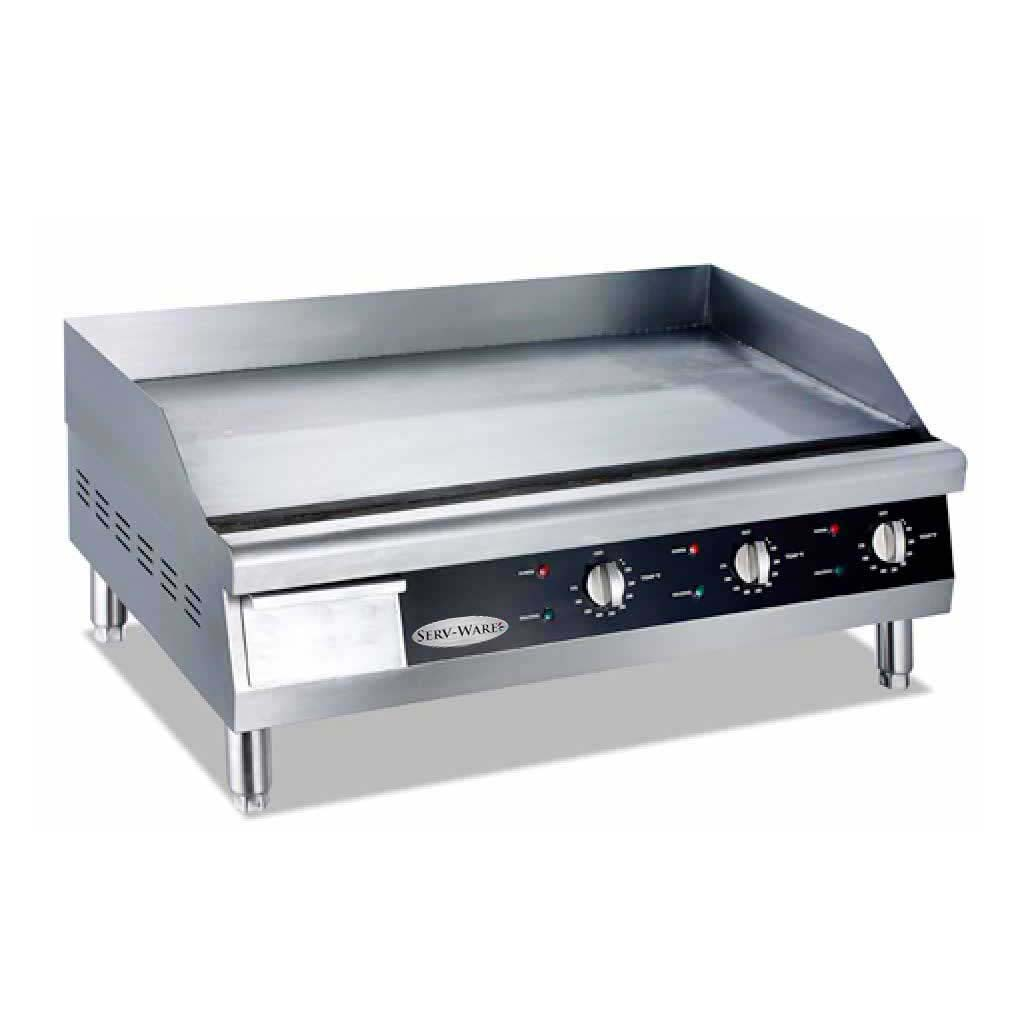 griddle product kw electric countertops wolf thermostatic controls countertop phase with