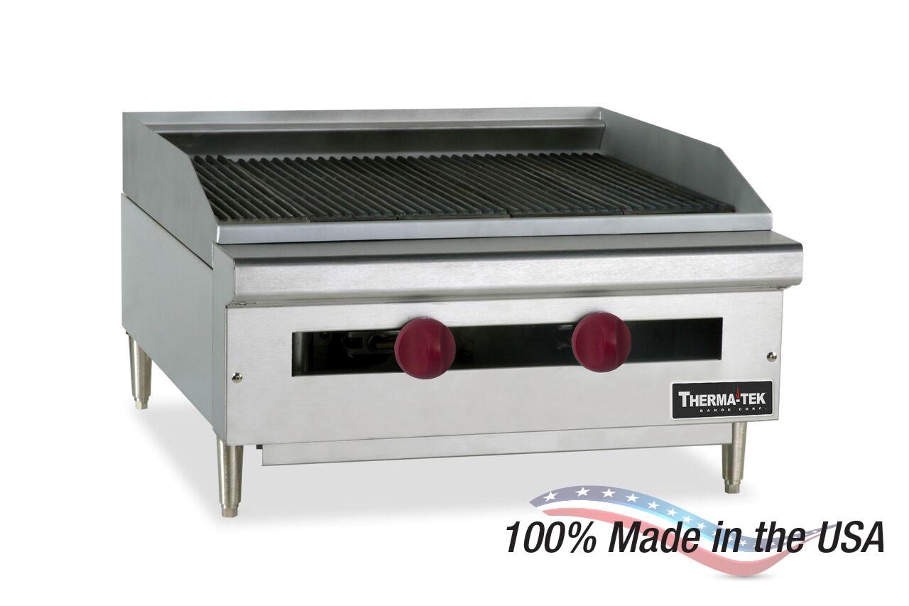 Therma-Tek Range TC36-36RBS - Steak Broiler, countertop, 36\