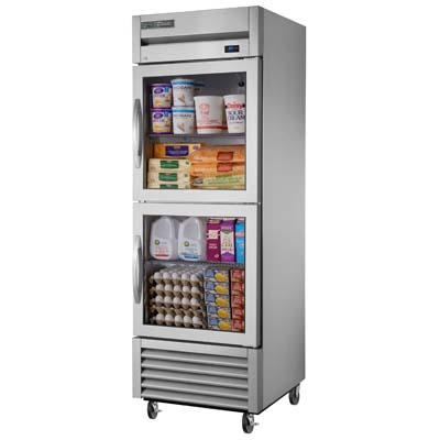 True T 23g 2 Hcfgd01 Reach In Refrigerator One Section 2