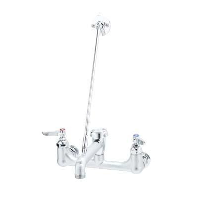 B-0665-RGH T & S Brass - Service Sink Faucet, 8\