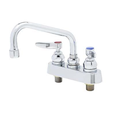 B-1110 T & S Brass - Faucet, 6\