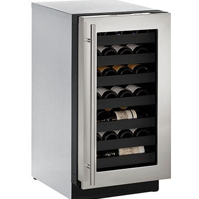 U 3018wcs 13a Uline 18 Quot Wine Refrigerator Locking Right