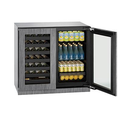 Uline U 3036bvwcint 00a Beverage Refrigerator 36 Inch