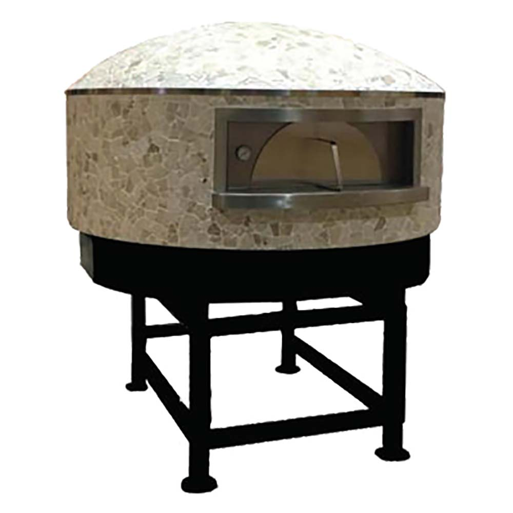 Hearth Oven: Artisan Stone Hearth Domed Pizza Oven, Gas