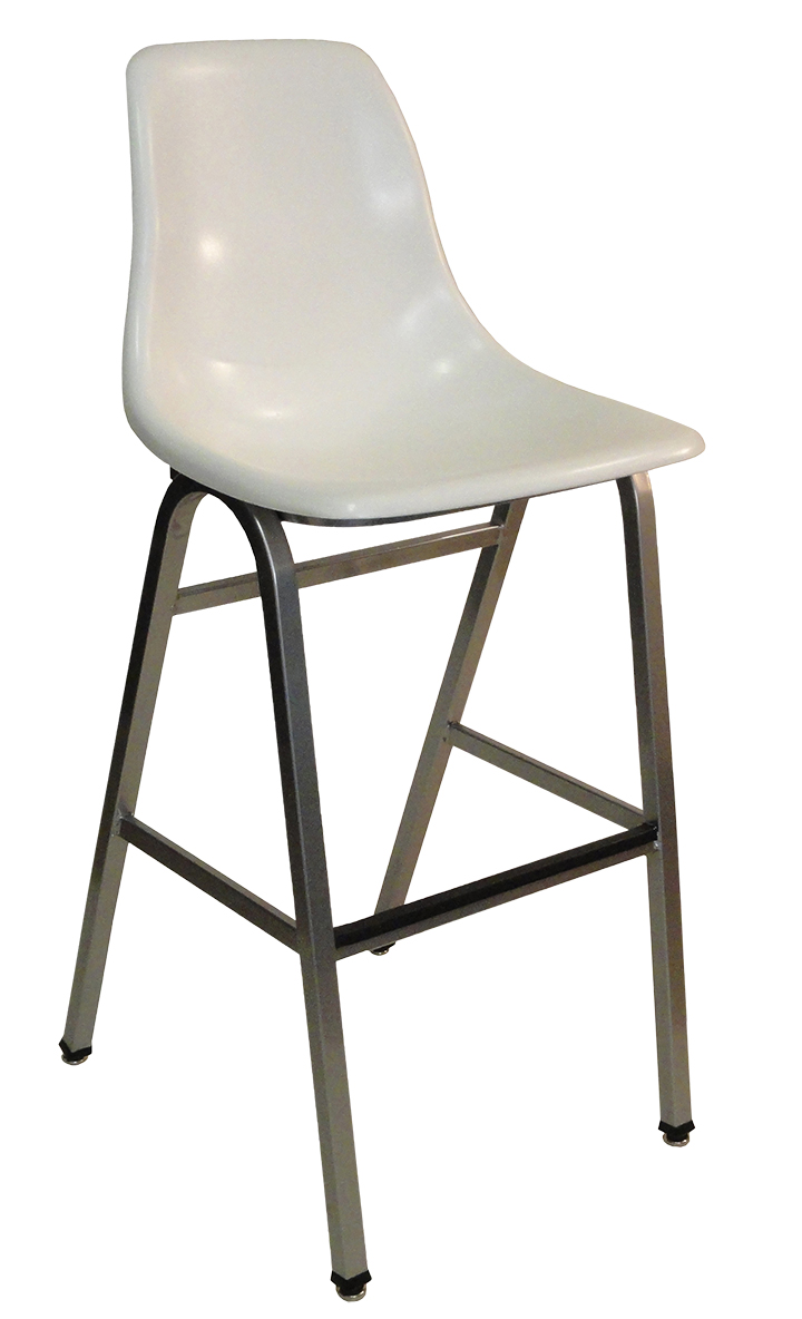 1155 Bs Vitro Seating Caf 233 Collection Stool 43 Quot H Heavy
