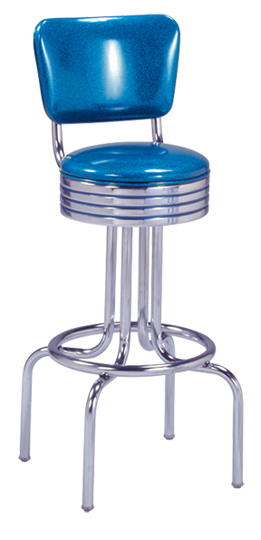 264 782 Rb Vitro Classic Grooved Ring Stool With Back