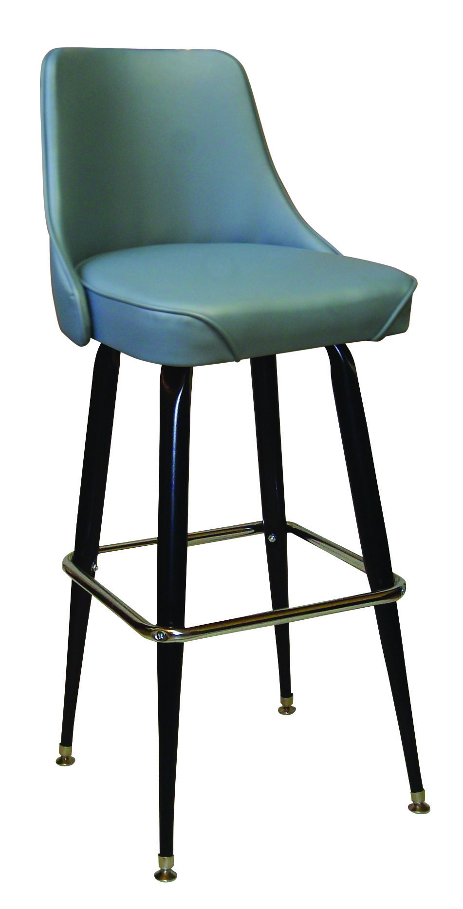 265 242 Wf Vitro Classic Fully Upholstered Tapered Leg