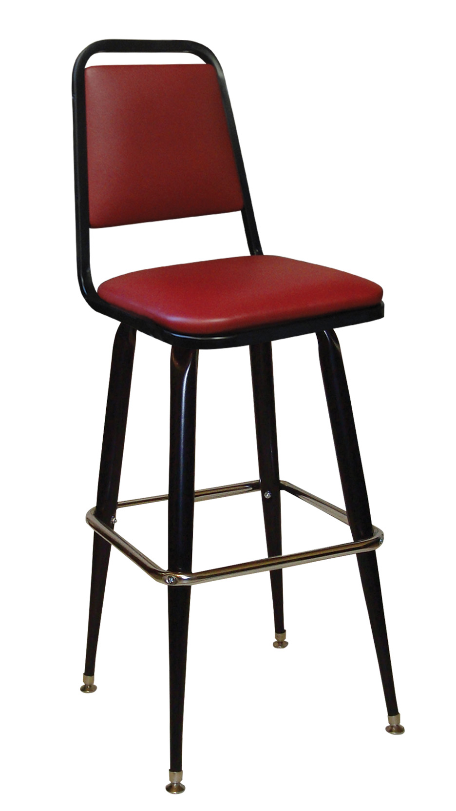 265 X23 Vitro Classic Tapered Leg Stool With Straight