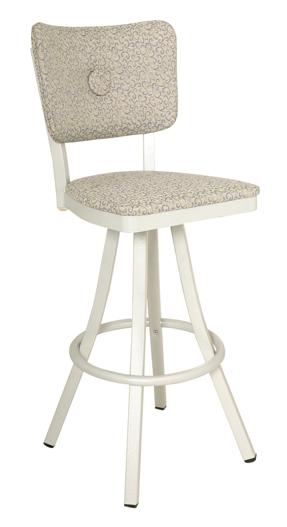 600 Ox 10 Bs Vitro Seating Oxford Stool 44 Quot H Button