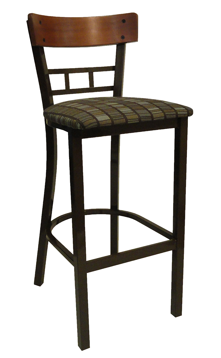 Inn 2410 Bs Vitro Seating Innovations Stool 41 Quot H Wood