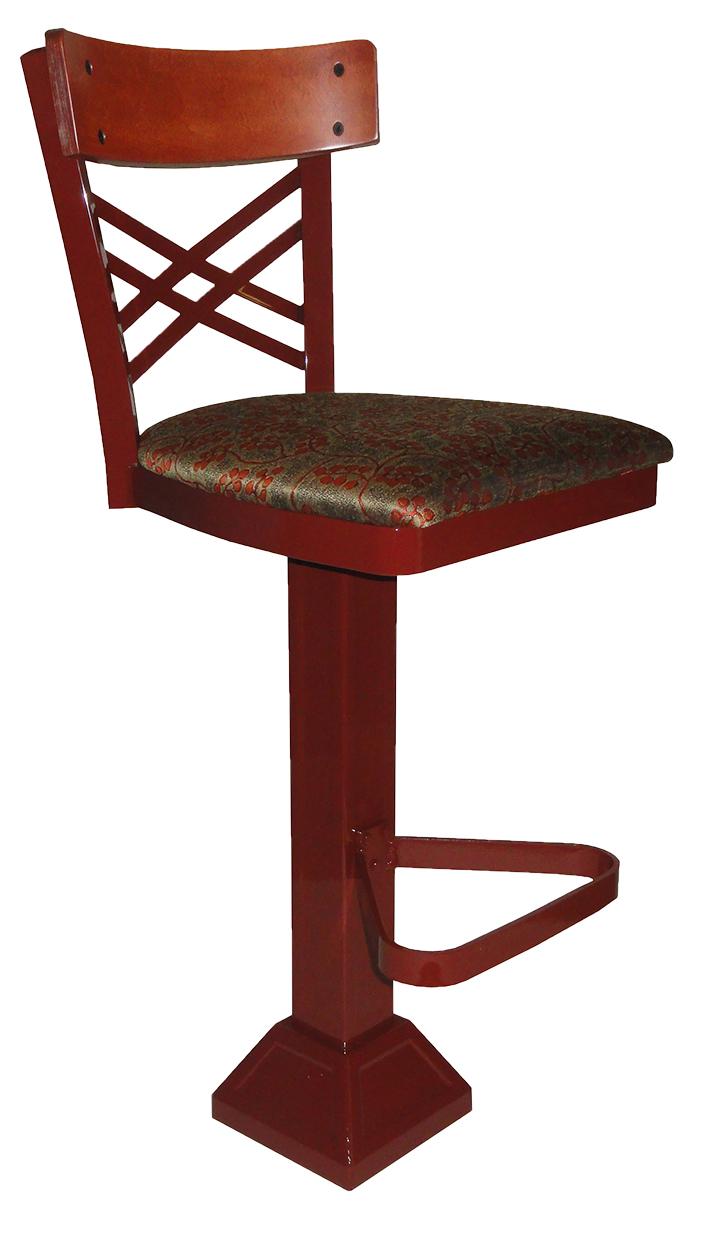 1800 Inn 25620 Bs Vitro Seating Innovations Stool 41 Quot H
