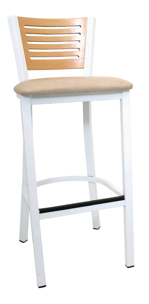 Lsc 1600 Bs Vitro Legends Stool 41 Quot H Five Slotted