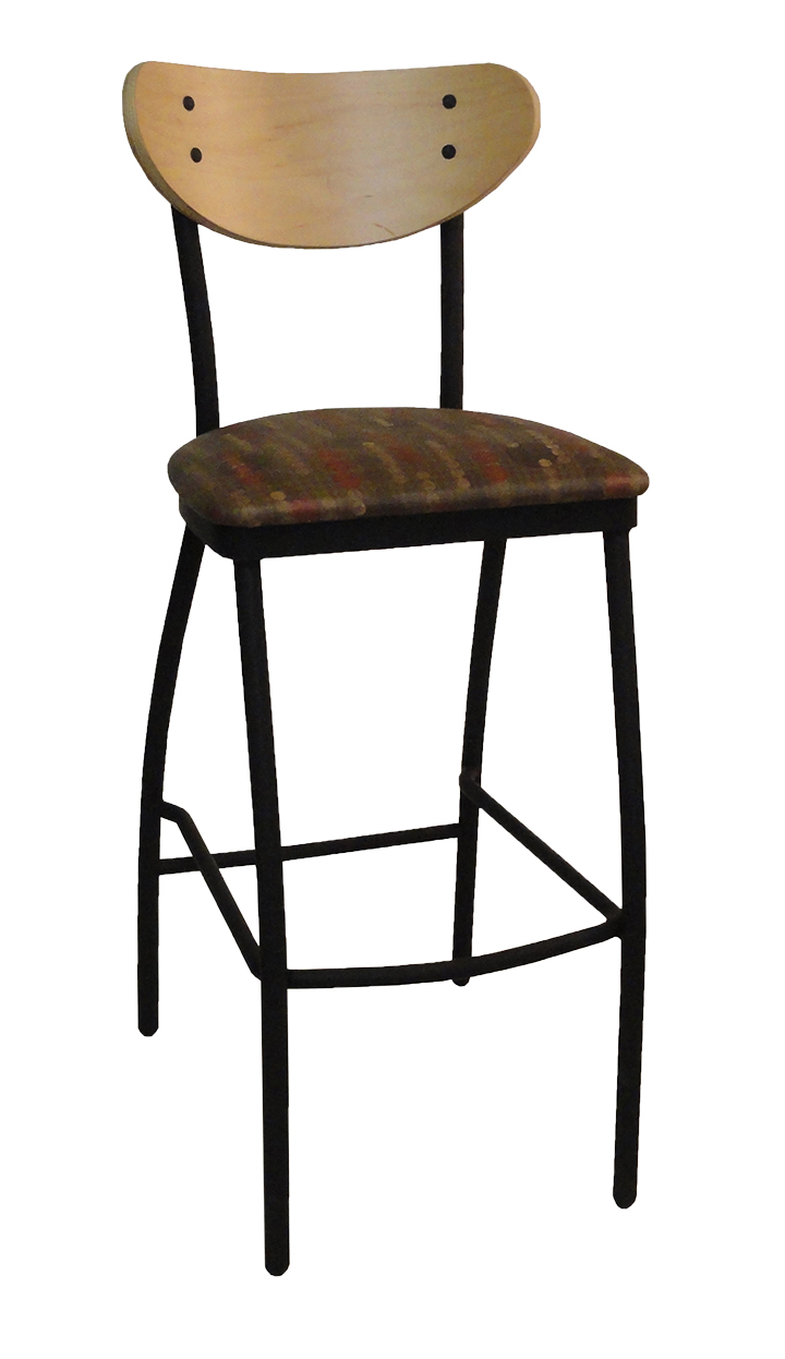 Mad 1100 Bs Vitro Caf 233 Collection Epholstered Stool 43