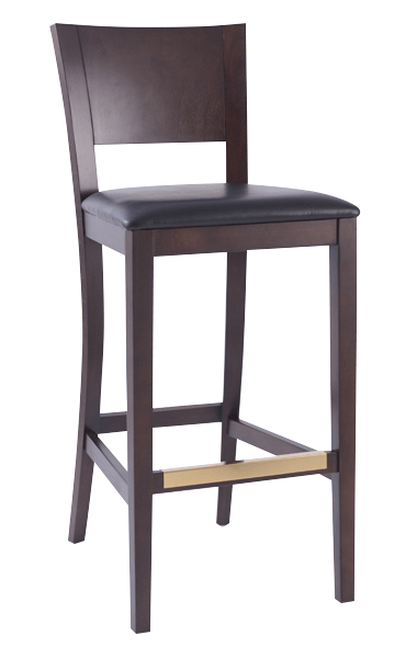 Wls 1135 Bs Vitro Seating Woodland Flatback Stool 44 Quot H