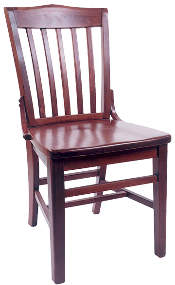 wls 180 vitro seating woodland schoolhouse chair 35 h solid