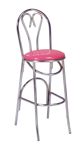 X 53 Bs Vitro Seating Parlor Sweetheart Stool 43 Quot H Grade 5