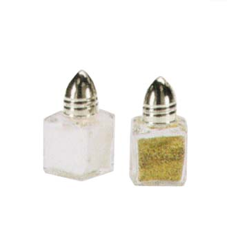 Dripcut continental collection salt pepper shaker only 1 case of 72 - Salt and pepper shaker display case ...