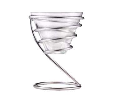 Vollrath WC-6004 - Wire Cone Basket, 1-cone basket, 5-1/4
