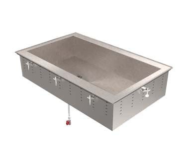 Vollrath 36491 Standard Drop In Non Refrigerated Cold Pan Food Unit 8