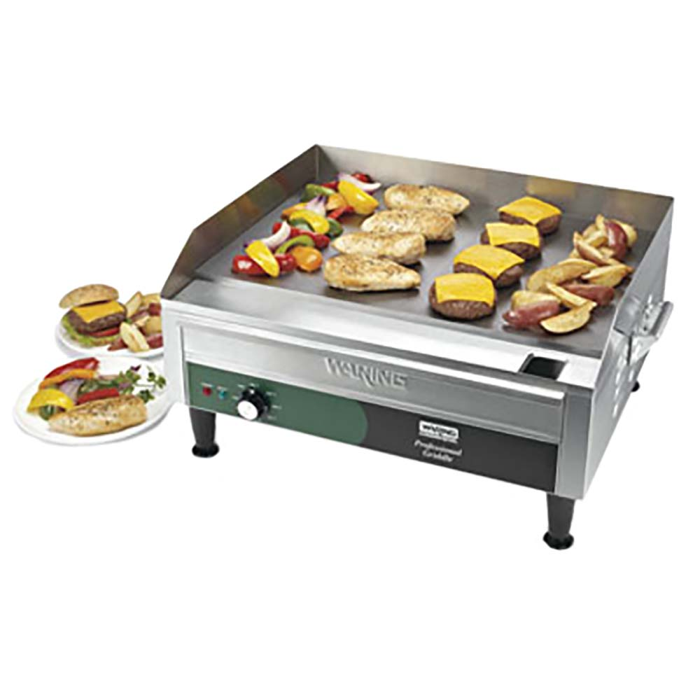 p bookletview griddle view sheetview instruction waring electric parts countertop spec list countertops commercial
