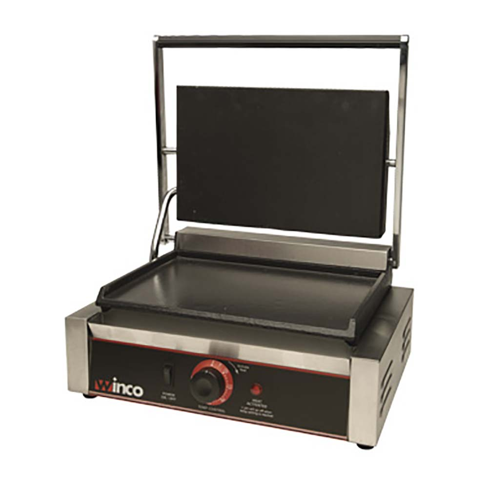 Winco Esg 1 Countertop Sandwich Grill Electric