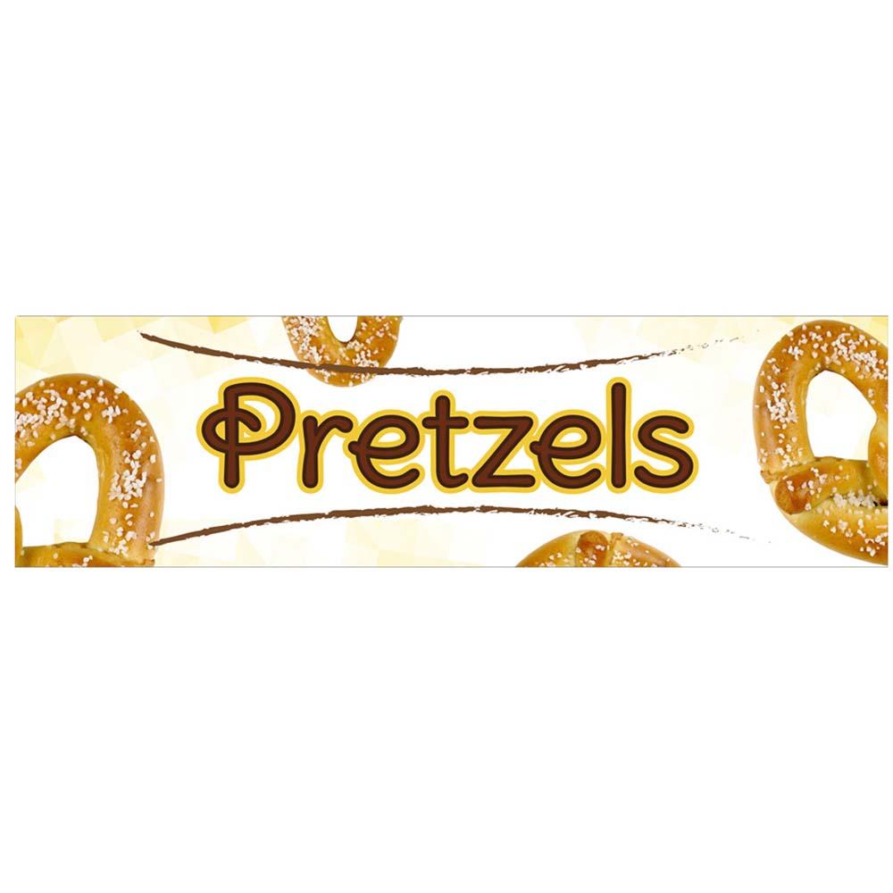 Winco EDM-2PRS - Pretzel Sign, 5-3/4