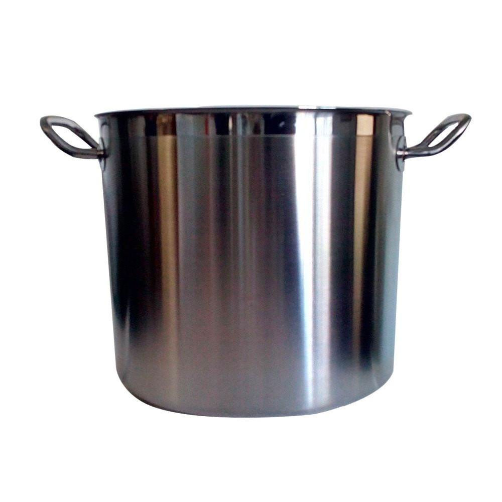 Sps 20 Update International Stock Pot 20 Qt Supersteel