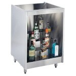 Krowne KR-L18 - Back Bar Liquor Display, 18